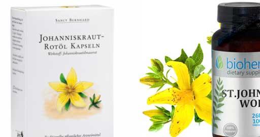 масло от жълт кантарион капсули