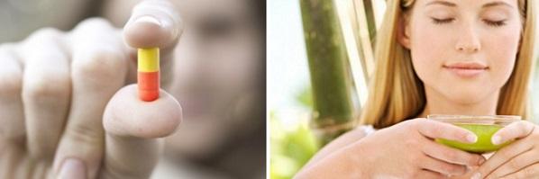 Хормонален дисбаланс, Фигурин, чай, лечение на хормонален дисбаланс