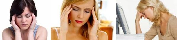 ПМС, главоболие, Фигурин