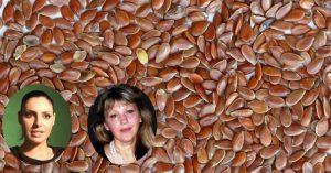 как отслабнах с ленено семе