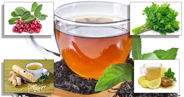 Чай за отслабване, Фигурин, мента, сладник