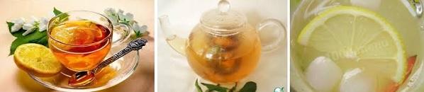 чай от лимон, отслабване, Фигурин
