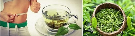 диета със зелен чай, отслабване с Фигурин