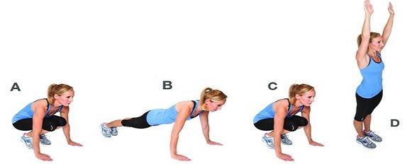 Упражнения за отслабване в талия, корем