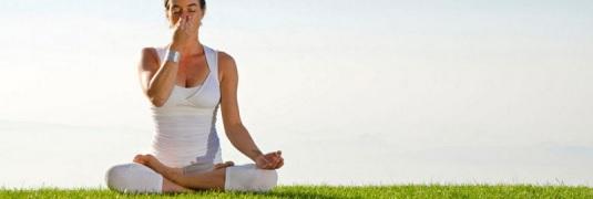 дихателни упражнения за отслабване