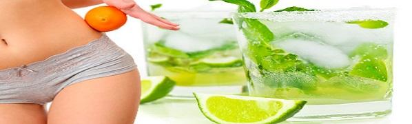 Вода с лимон за отслабване, Чай за отслабване, Фигурин