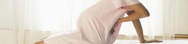 болки в бъбреците през бременността