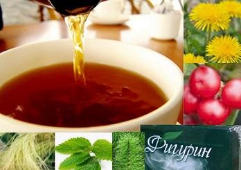 чай фигурин за отслабване и за бъбреци, за лечение
