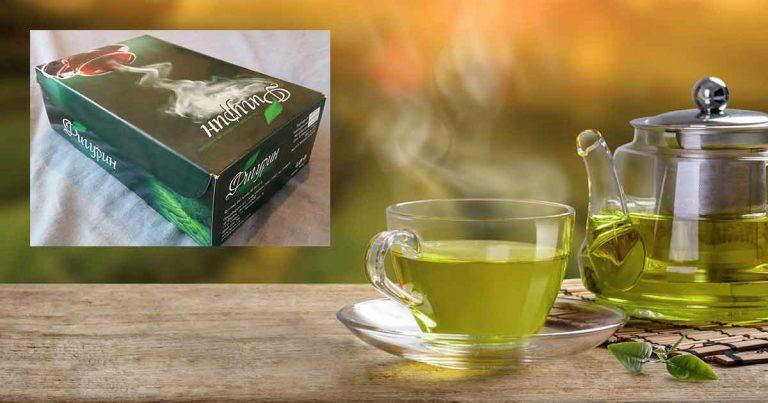Съдържание на чай Фигурин