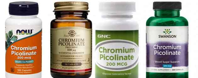 Хром пиколинат - таблетки против глад - 01