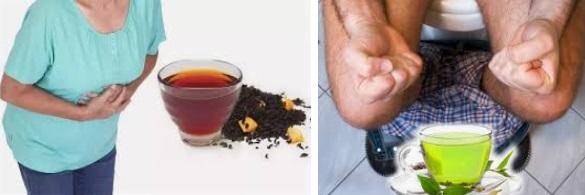 Чай за разхлабване: видове и действие. Кой е най-ефективният и безболезнен?